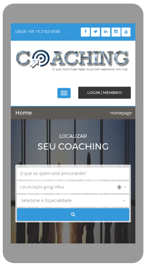 Seu Coaching Portal de Coaches